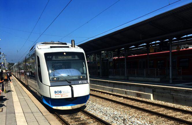 Bayerische Regiobahn (BRB)