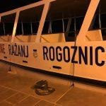Bootslinie Ražanj Rogoznica - Abfahrt Rogoznica