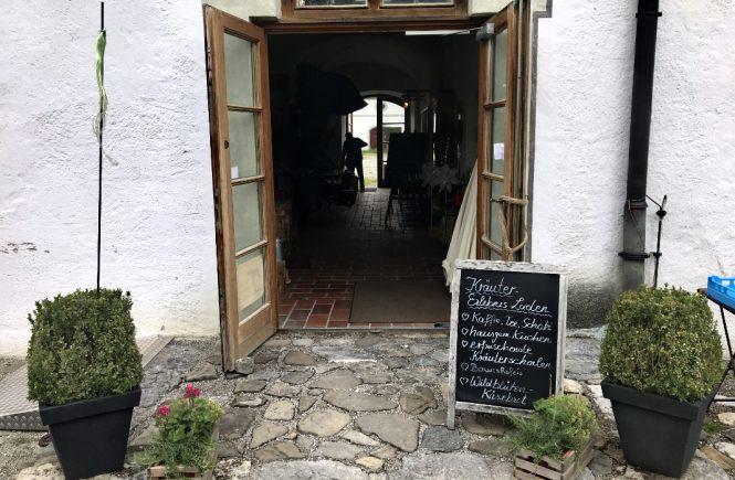 Kräuterladen Kloster Benediktbeuern