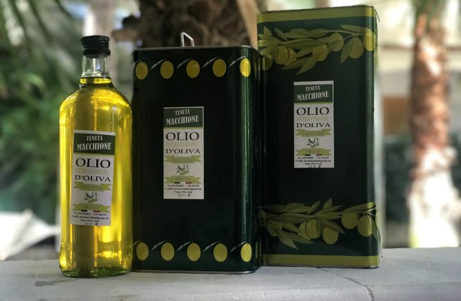 Azzarone Olivenöl