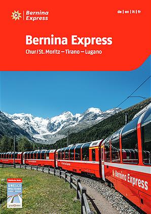 Broschüre Bernina-Express